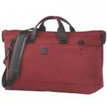 сумка дорожная Victorinox  Lexicon Weekender, 56x18x36 см, 36 л,   красная