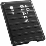 внешний жёсткий диск WD WDBA2W0020BBK-WESN 2TB черный
