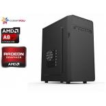 CompYou Home PC H555 (CY.989784.H555), купить за 16 880 руб.