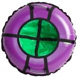 Тюбинг Hubster Ринг Pro 120 см, фиолетовый-зеленый, купить за 2 460руб.