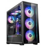 корпус компьютерный Deepcool Matrexx 70 ADD-RGB 3F без БП черный