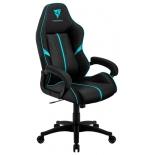 игровое компьютерное кресло ThunderX3 BC1-BC black/cyan