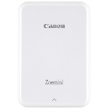 фотопринтер компактный Canon Zoemini (3204C006), белый/серебристый