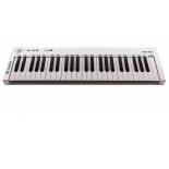 MIDI-клавиатура Axelvox KEY 49J белая
