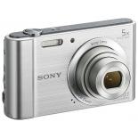 цифровой фотоаппарат Sony Cyber-shot DSC-W800, серебристый