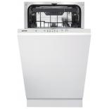 Посудомоечная машина Gorenje GV52012 встраиваемая