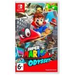 игра для ПК Nintendo Super Mario Odyssey (приключения)