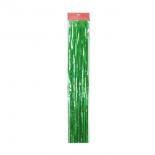 новогоднее украшение Торг-Хаус Мишура Дождь, (HC-C021 G) зеленый