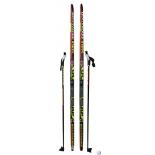 комплект лыжный STC NNN Rottefella STEP INNOVATION рост 185см, CAP