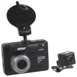 автомобильный видеорегистратор Artway MD-109 Signature 5 в 1 Dual (1 камера, Full HD, GPS, microSDHC)