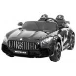 Электромобиль BARTY Mercedes-Benz AMG GT R двухместный HL289, глянец, черный, купить за 21 225руб.