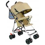 коляска Farfello S903C трость, бежевый