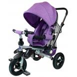 Трехколесный велосипед Farfello TSTX011 лён фиолетовый