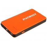 аккумулятор универсальный Patriot MAGNUM 8P (8000 Ач, зарядка мобильных устройств, пуск автомобиля)