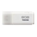 usb-флешка Toshiba Hayabusa U202 THN-U202W0080E4, белая