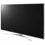 телевизор LG 49UH850V, серебристый