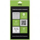 защитная пленка для смартфона Ainy для Microsoft Lumia 640 XL, Lumia 640 XL Dual Sim, глянцевая