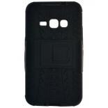чехол для смартфона SkinBOX Defender case для Samsung Galaxy J1 (2016) (T-S-SGJ12016-06) черный