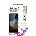 защитная пленка для смартфона LuxCase  для Microsoft Lumia 550 (антибликовая)