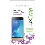 защитная пленка для смартфона LuxCase   для Samsung Galaxy J1 mini SM-J105H (52553) (антибликовая)