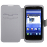 чехол для смартфона iBox Universal 180/95 белый