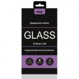 защитное стекло для смартфона Ainy для Samsung Galaxy A7 черное