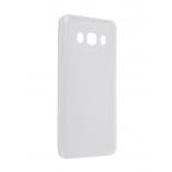 чехол для смартфона Накладка skinBOX slim silicone 4People для Samsung Galaxy J5 (2016) (Цвет-прозрачный), T-S-SGJ52016-006