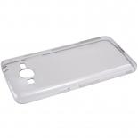 чехол для смартфона Samsung Galaxy Grand Prime/G530 0.5mm прозрачный глянцевый