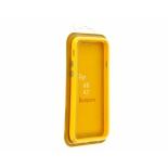 чехол для смартфона бампер для Apple iPhone 6/6s, желтый
