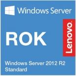 программное обеспечение Lenovo Microsoft Windows Server 2012 R2 Standard ROK, 64bit, (2 CPU/2VMs) (4XI0G87747)