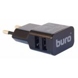 зарядное устройство Buro TJ-160B, универсальное, черное