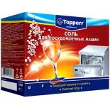 аксессуар для посудомойки Topperr 3309 Соль  гранулированная 1.5 кг