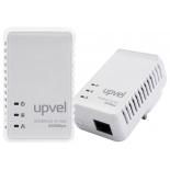 PowerLine-адаптер UPVEL UA-251PK, комплект адаптеров