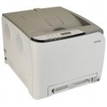 лазерный цветной принтер Ricoh Aficio SP C240 DN