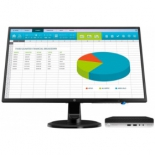 Фирменный компьютер HP Bundle ProDesk 405 G4 (7PF97ES), черный/серебристый, купить за 63 444руб.