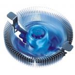 кулер компьютерный PCCooler E91M (синяя LED подсветка)