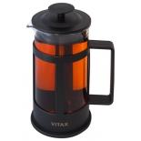 френч-пресс Vitax Leicester VX-3004 (0,35 л)