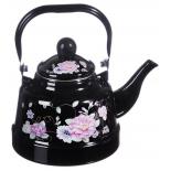 чайник для плиты VETTA, Иллюзия, 1,7 л,  эмалированный