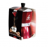 кофеварка BERLINGER HAUS BH-1940 Burgundy, 6 чашек