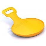 санки-ледянки Нордпласт 031, желтые