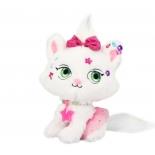 игрушка мягкая Плюшевый котенок Simba Shimmer Stars Плюшевый котенок S19303, 20см