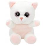 игрушка мягкая Fluffy Family Крошка Котенок 15 см, белый