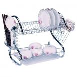 сушилка для посуды KELLI KL-020, сталь
