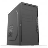 корпус компьютерный Foxline FL-733-FZ450 (mATX, БП 450 Вт), чёрный