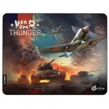 коврик для мышки Qcyber Crossfire Expert War Thunder