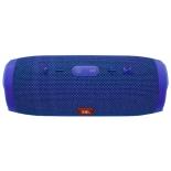 портативная акустика JBL Charge III Plus, синяя