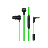 наушники Razer Hammerhead Pro V2, черная / зеленая