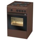 плита Flama АЕ1403-B, коричневая