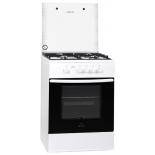 плита Greta 600-00-16A W, белая