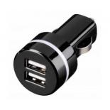 зарядное устройство Hama Opal, 00124561, 1A, черный